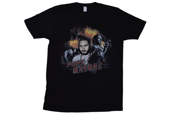 Image of Post Malone Shirt