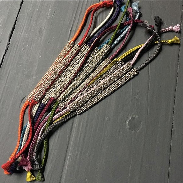 Image of Bracelet rakhi Lien de l'amitié