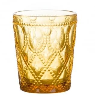Image of Bicchiere acqua in vetro colorato