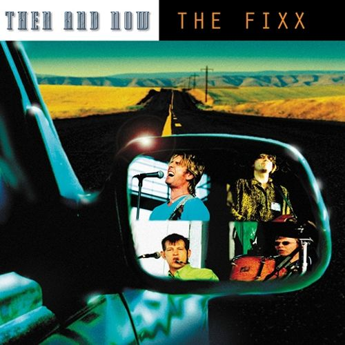 """Image of The Fixx - """"Then And Now"""" CD"""