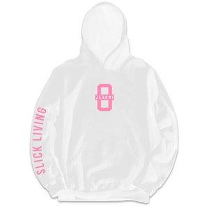 Image of SOLD OUT | Pink Zeroni's Girl Pullover Hoodie | Exclusive release