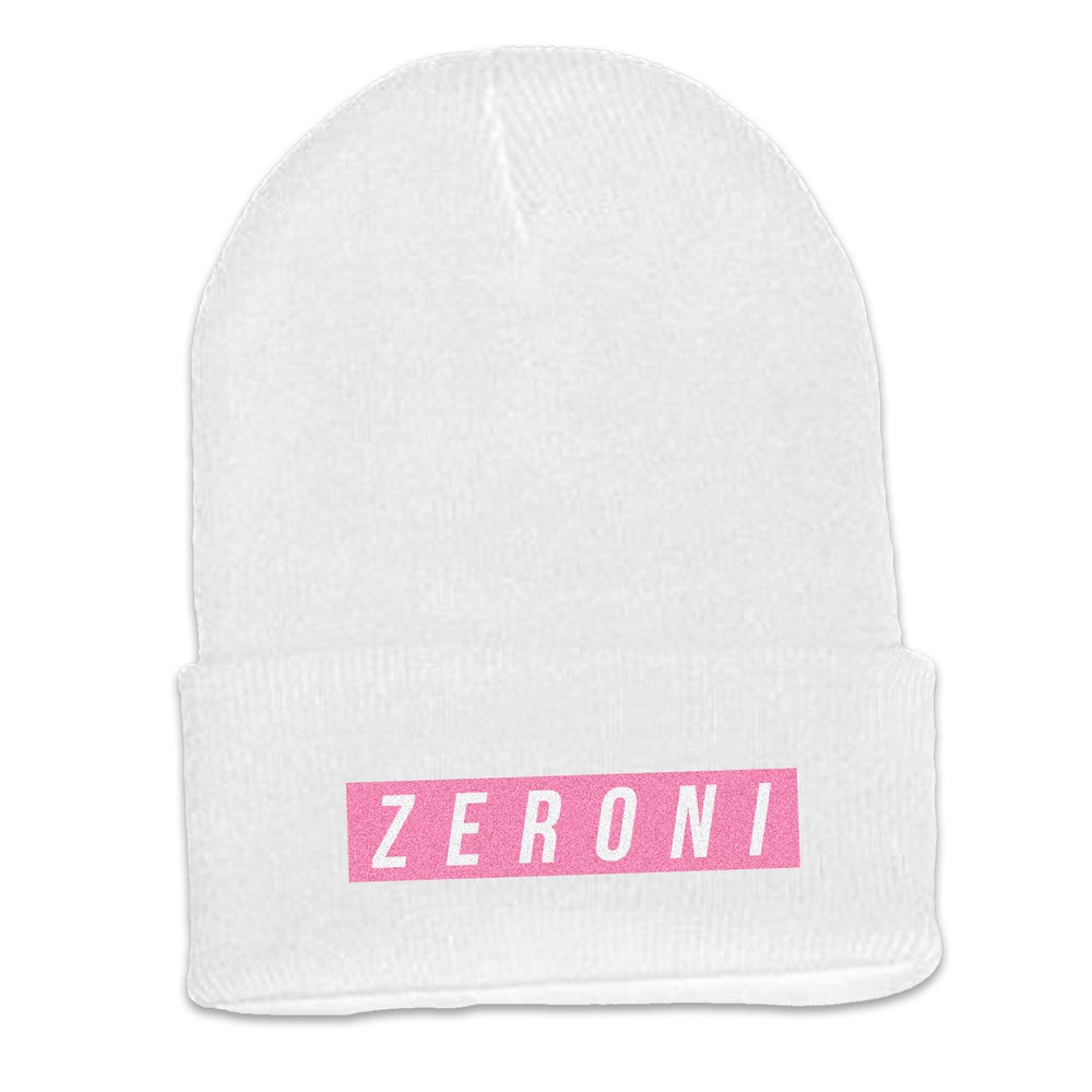 Image of SOLD OUT | Pink Zeroni's Girl Beanie | Exclusive Release