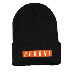 Image of SOLD OUT | Orange Team Zeroni Beanie | Exclusive Release