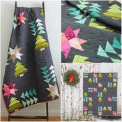 Image of Home for the Holidays Ombre Quilt Pattern