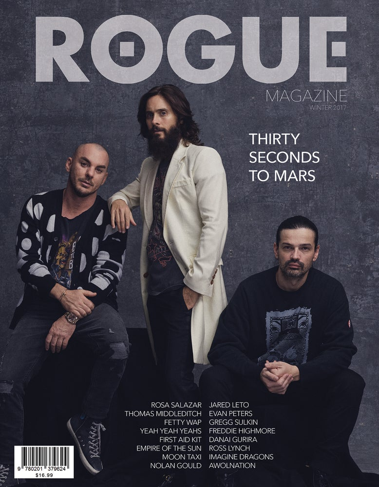 Image of Rogue Magazine Winter Issue #8