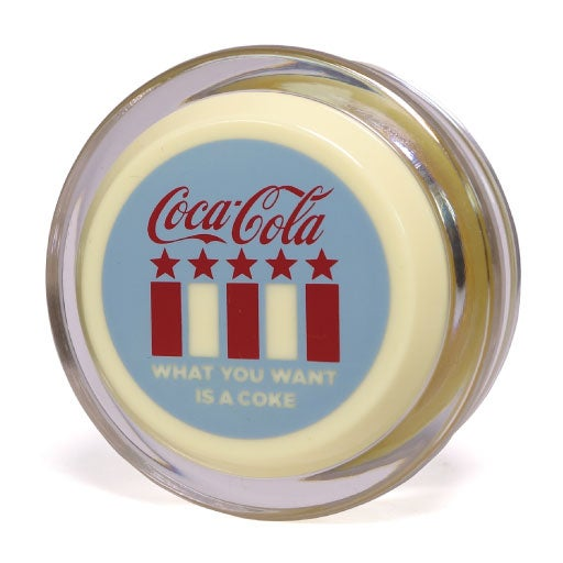 Image of COCA-COLA YOYO 2018 / CREAM