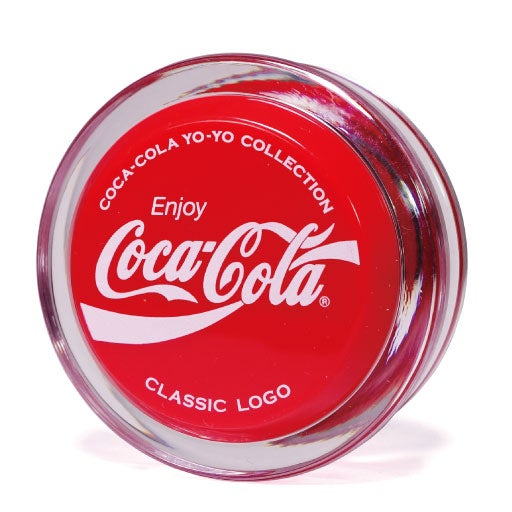 Image of COCA-COLA YOYO 2018 / RED
