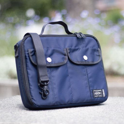 Image of PORTER x G1950 YOYO BAG - NAVY