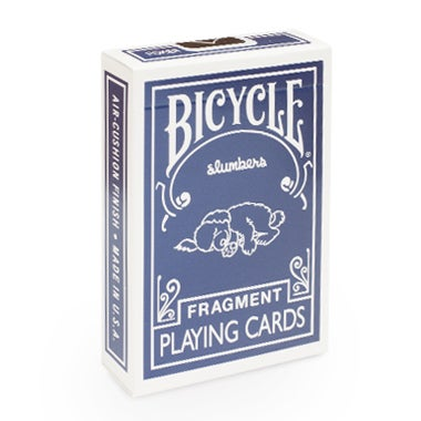 "Image of ""FRAGMENT DESIGN"" BICYCLE PLAYING CARDS"