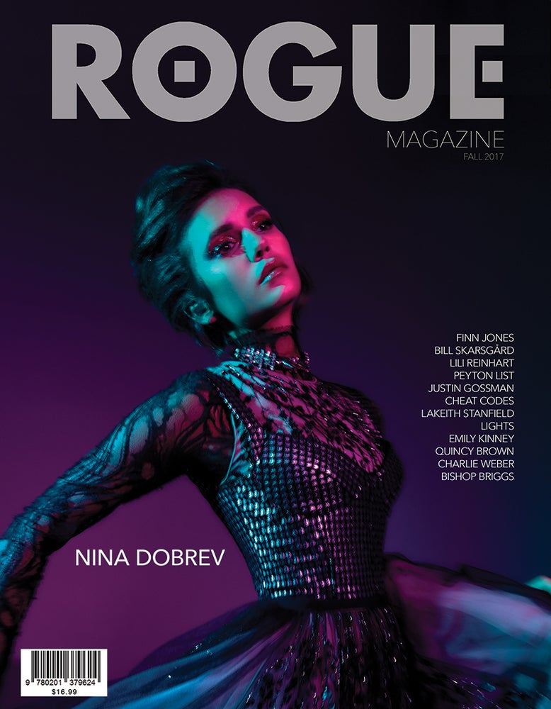 Image of Rogue Magazine Fall Issue #7