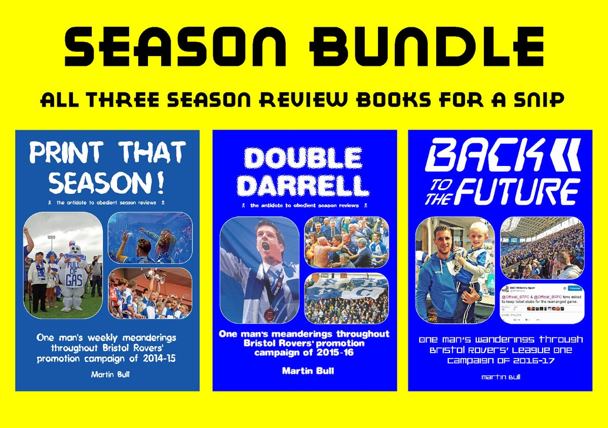 Image of Gas bundle - All THREE season reviews for £21.99 - FREE UK delivery