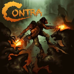 Image of Contra - Deny Everything CD