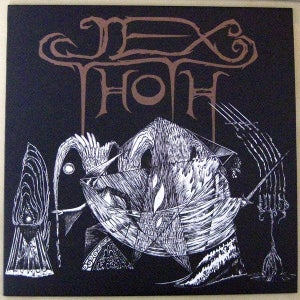 Image of Jex Thoth - Witness CD