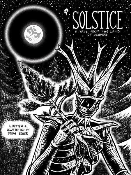 Image of Solstice : A Tale from the Land of Vespers