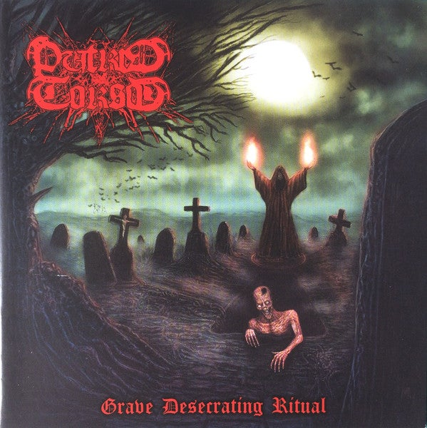 Image of Putrid Torso - Grave Desecrating Ritual CD