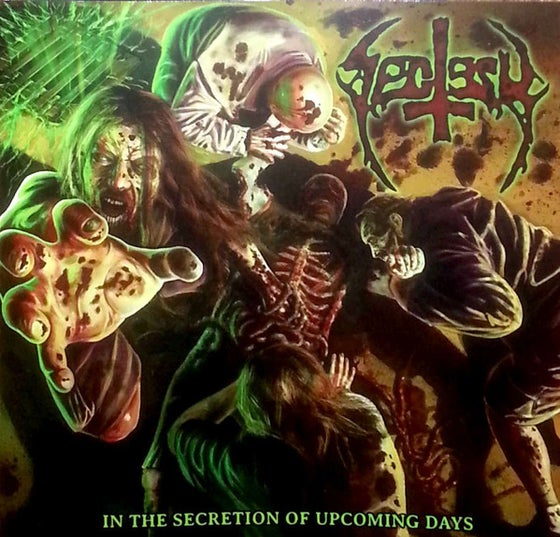 Image of Sectesy – In The Secretion Of Upcoming Days  CD