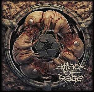 Image of Attack of Rage - Dogma CD