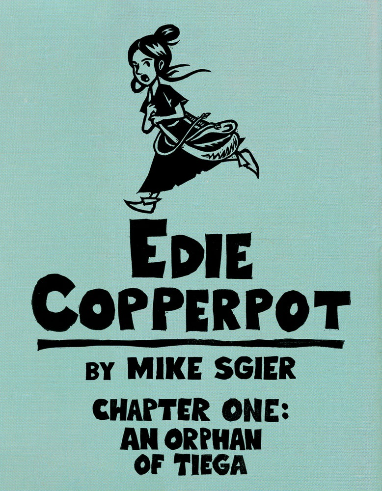 Image of Edie Copperpot : Chapter 1 - An Orphan of Tiega