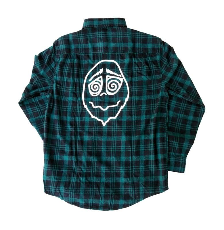 Image of Brainwashed Yeti Flannel