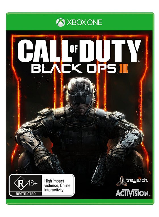 Image of Xbox One Call Of Duty Black Ops 3 Game
