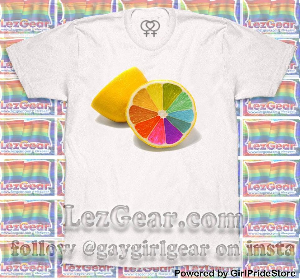 Image of Rainbow Lemon Tee
