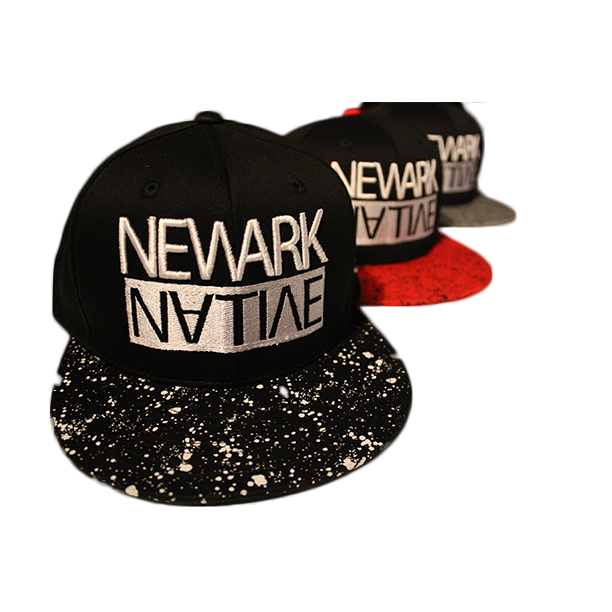 Image of Speckled Brim Snapback