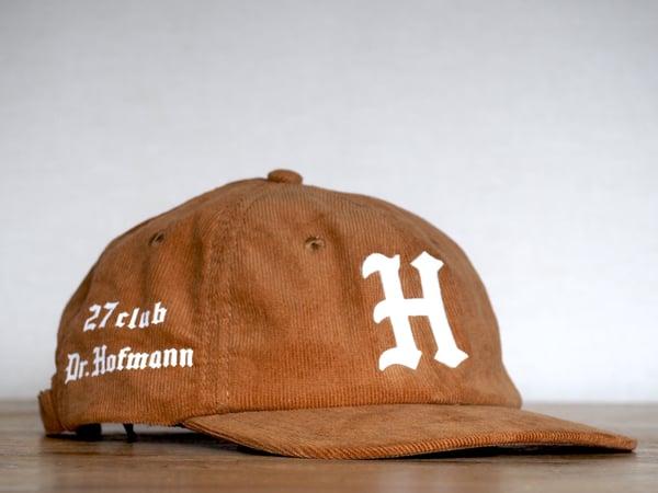 "Image of ""HERITAGE CAP"" - Camel"