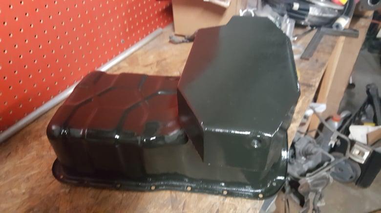 Image of Z31 6.5qt Hammerhead oil pan