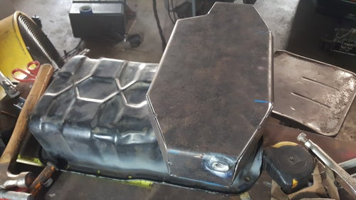 Image of Z31 6.5qt Hammerhead oil pan