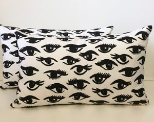 Image of The Eyes Have It Cushion Cover