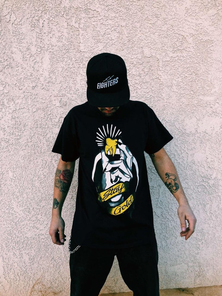 Image of Stay Gold Tee