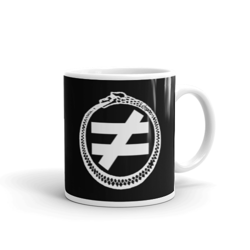 Image of Inequality Coffee Cup