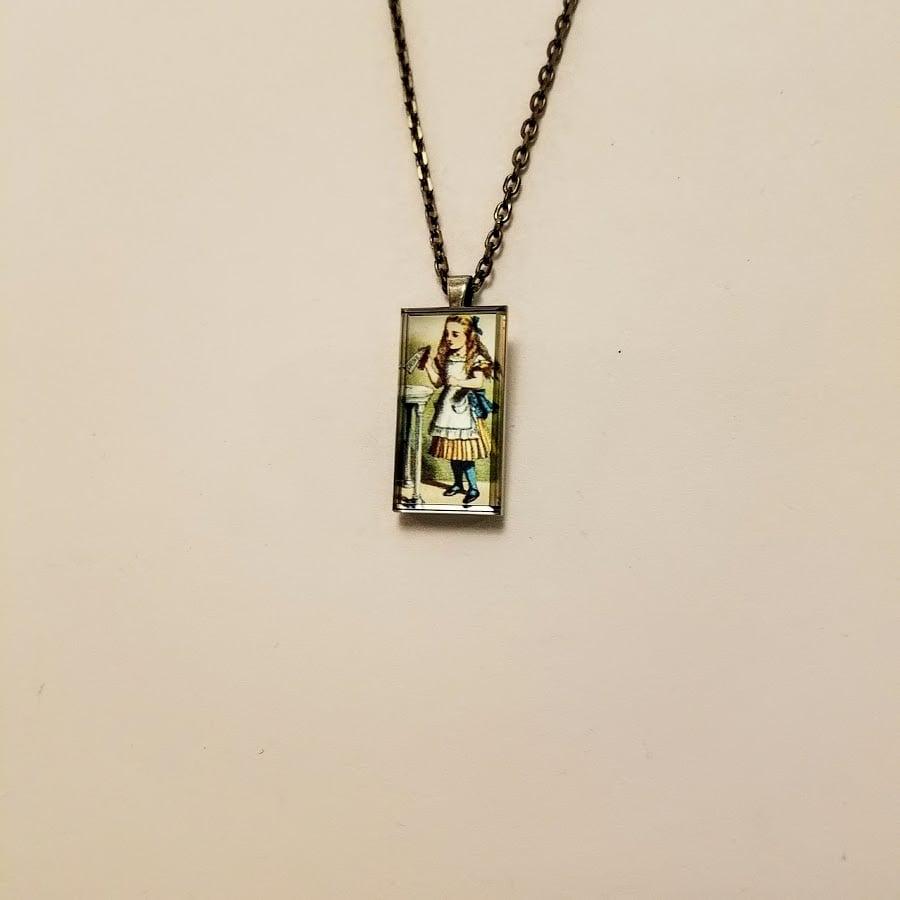 Image of Alice In Wonderland Jewelry