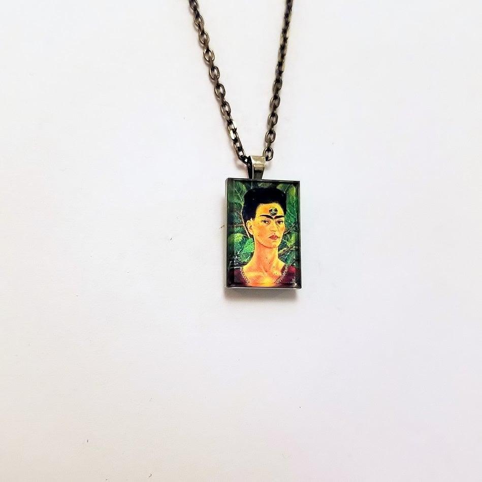 Image of Frida, Self-Portrait 2