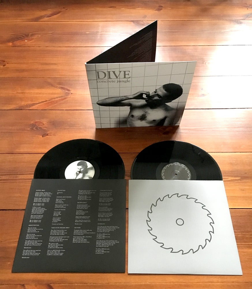 Image of Dive - Concrete Jungle 2LP