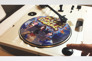 "Image of 5 X Ahhh Fresh ""Print It Yourself"" Picture Disc by Bihari"