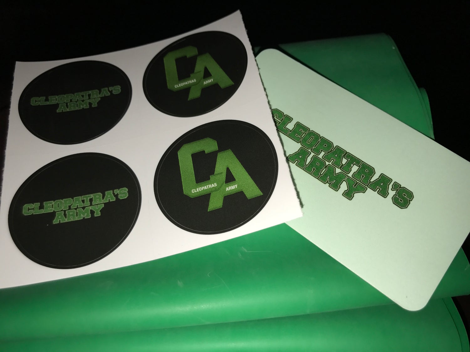 Image of Logo Stickers