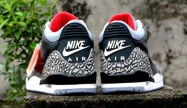 best quality 0498e ca3a7 2018 Jordan Black Cement III (Nike Air)