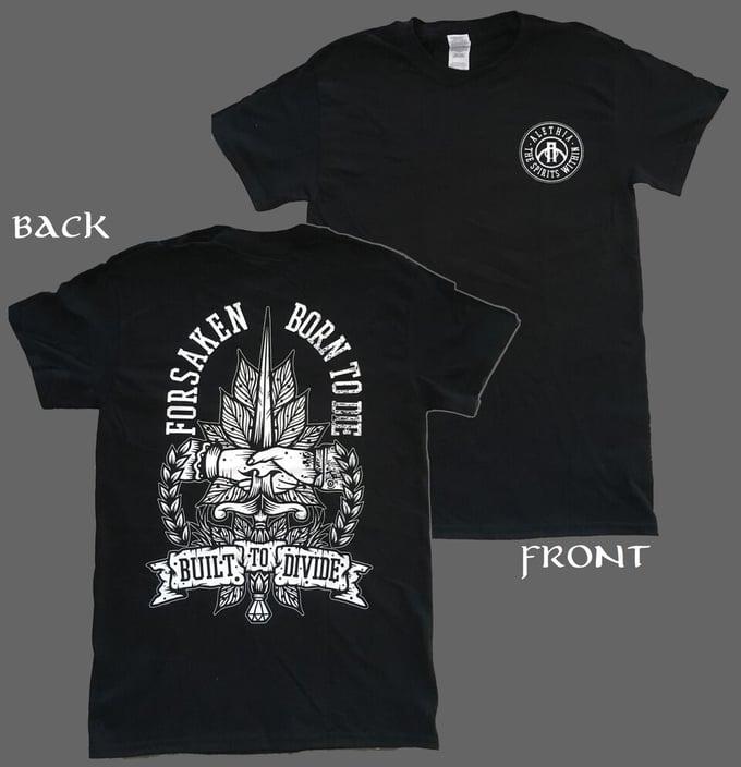 "Image of Black ""Irra"" shirt"