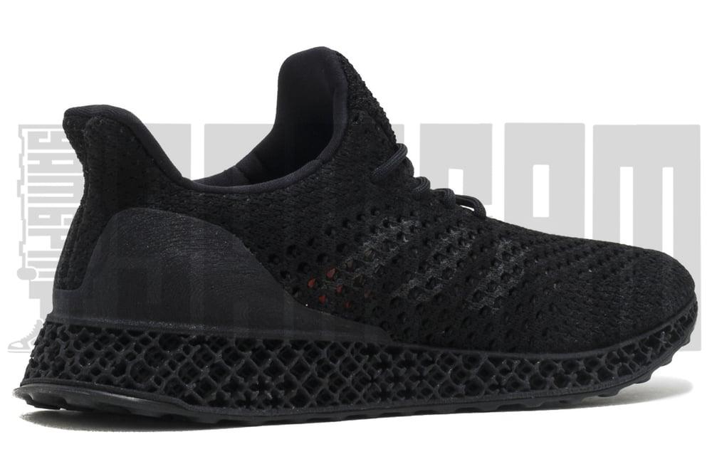 "Image of Adidas 3D RUNNER ""BLACK"""