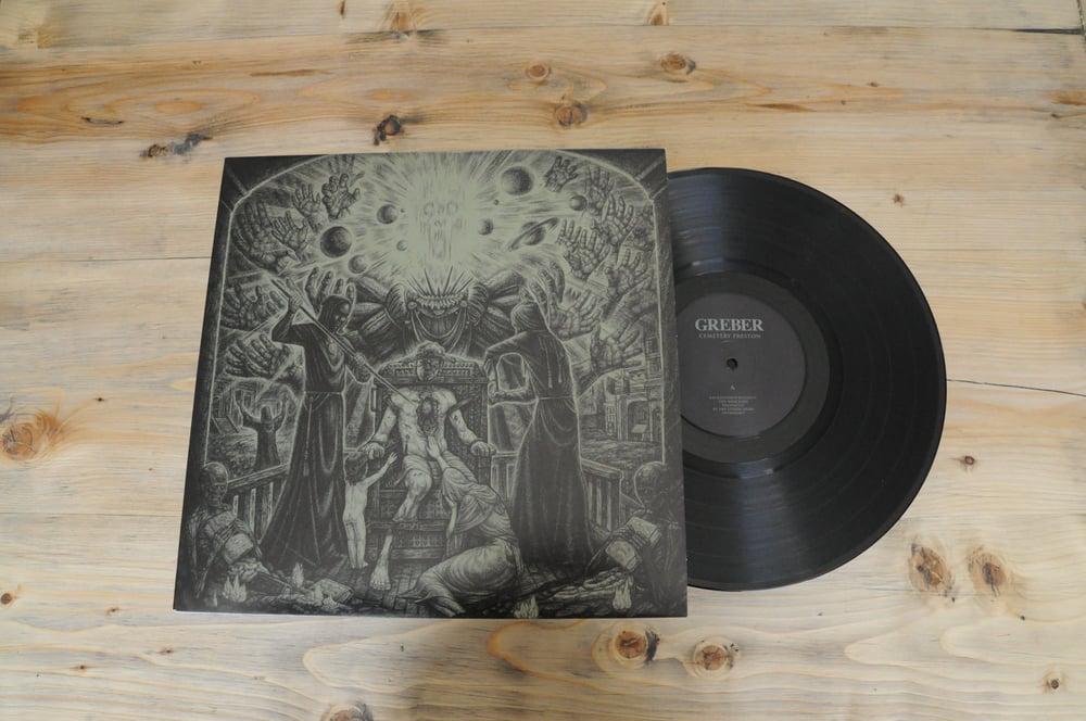 Image of Greber - Cemetery Preston LP