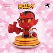 Image of Hellboy: Limited Edition itty bitty Hellboy statue! Less than 50 left!