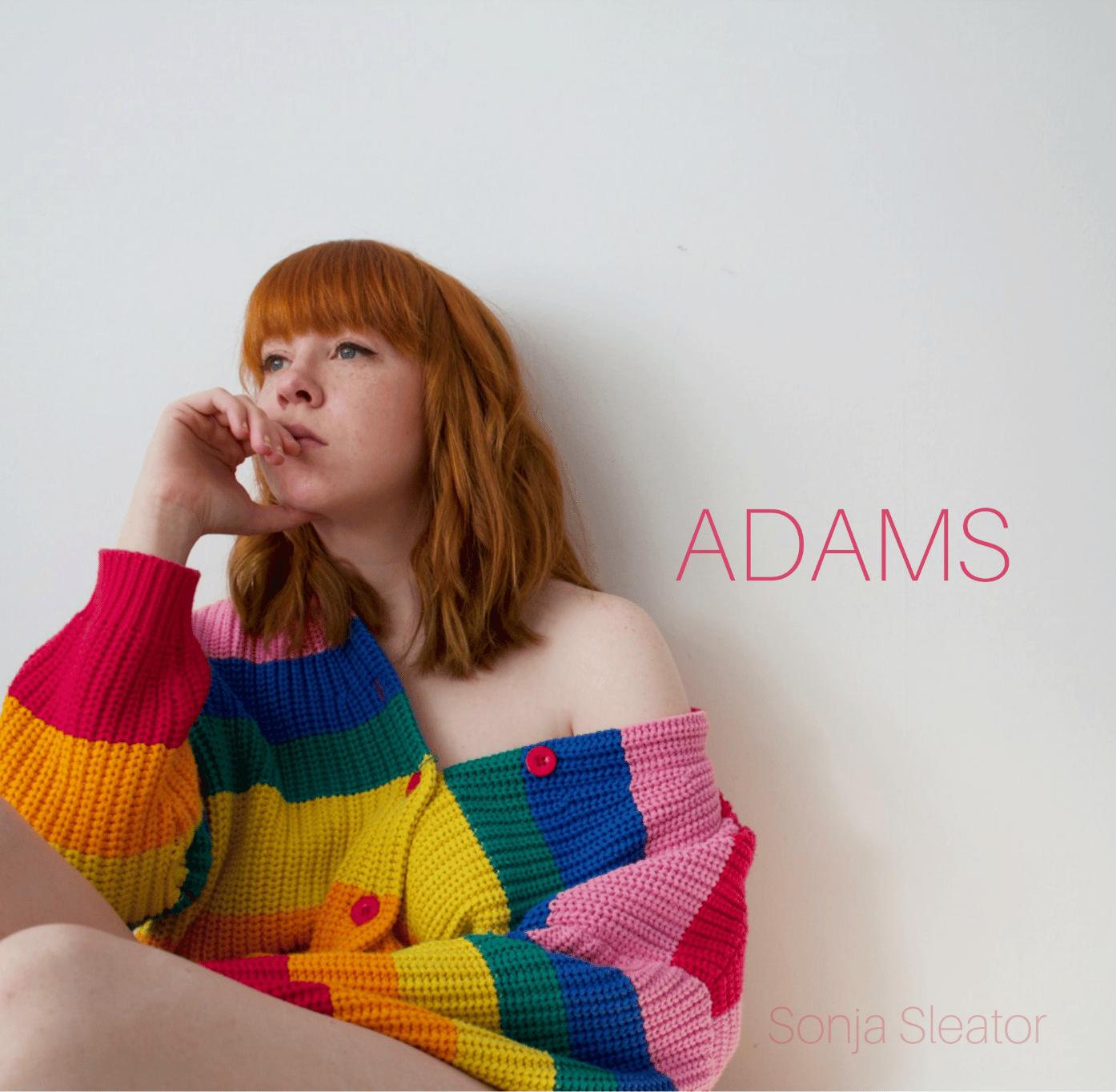 Image of Sonja Sleator - ADAMS (CD)