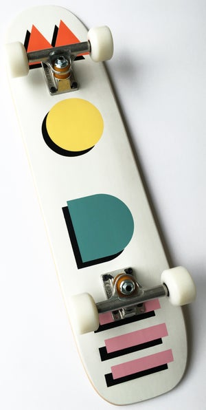 Image of MODE Deco Freestyle Complete (7.4 x 29 single-kick deck)