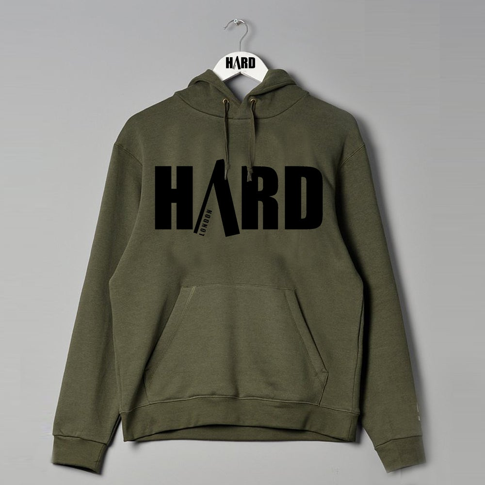 Image of Urban Designer Hoodie by HARD Couture London, Street Wear Clothing and Fitness Fashion