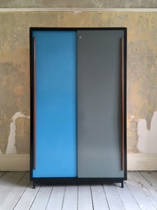 Image of Large Cabinet by Willy Van Der Meeren, Belgium 1950s