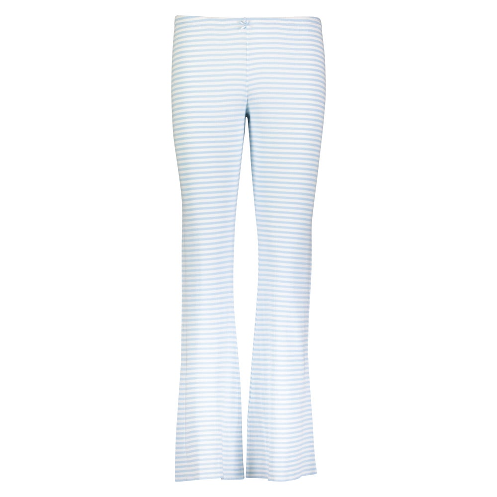 Image of SAILOR STRIPE LONG PANT