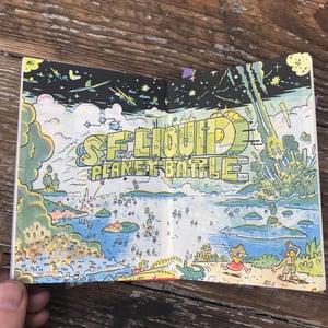 S.F. Liquid Planet Battle Vol. II