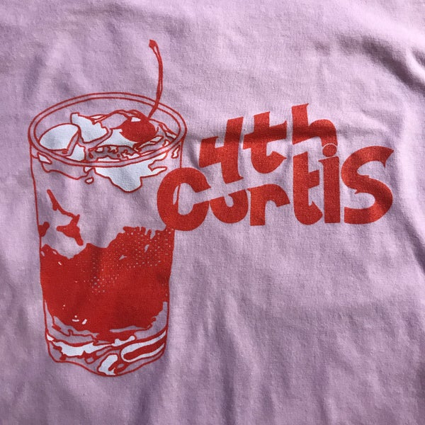 "Image of Pink ""Shirley Temple"" T-Shirt"