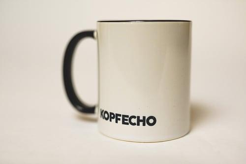 """Image of Tasse """"KOPFECHO"""""""